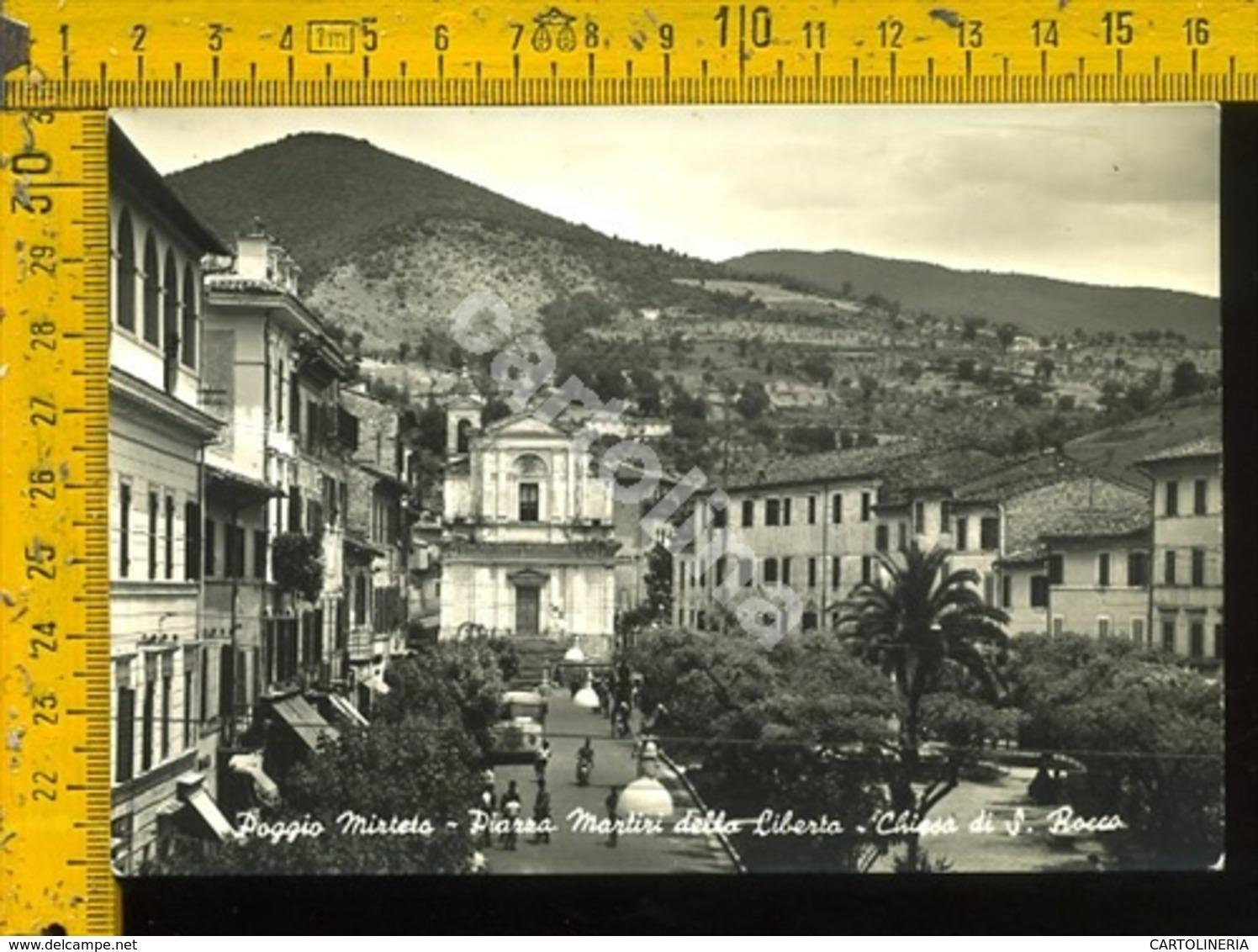 Rieti Poggio Mirteto - Rieti