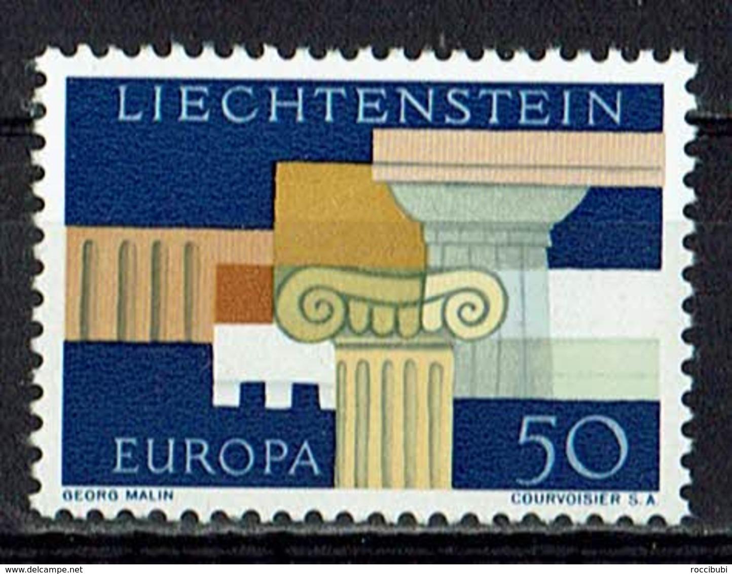 Liechtenstein 1963 // Mi. 431 ** (M.030..538) - Europa-CEPT