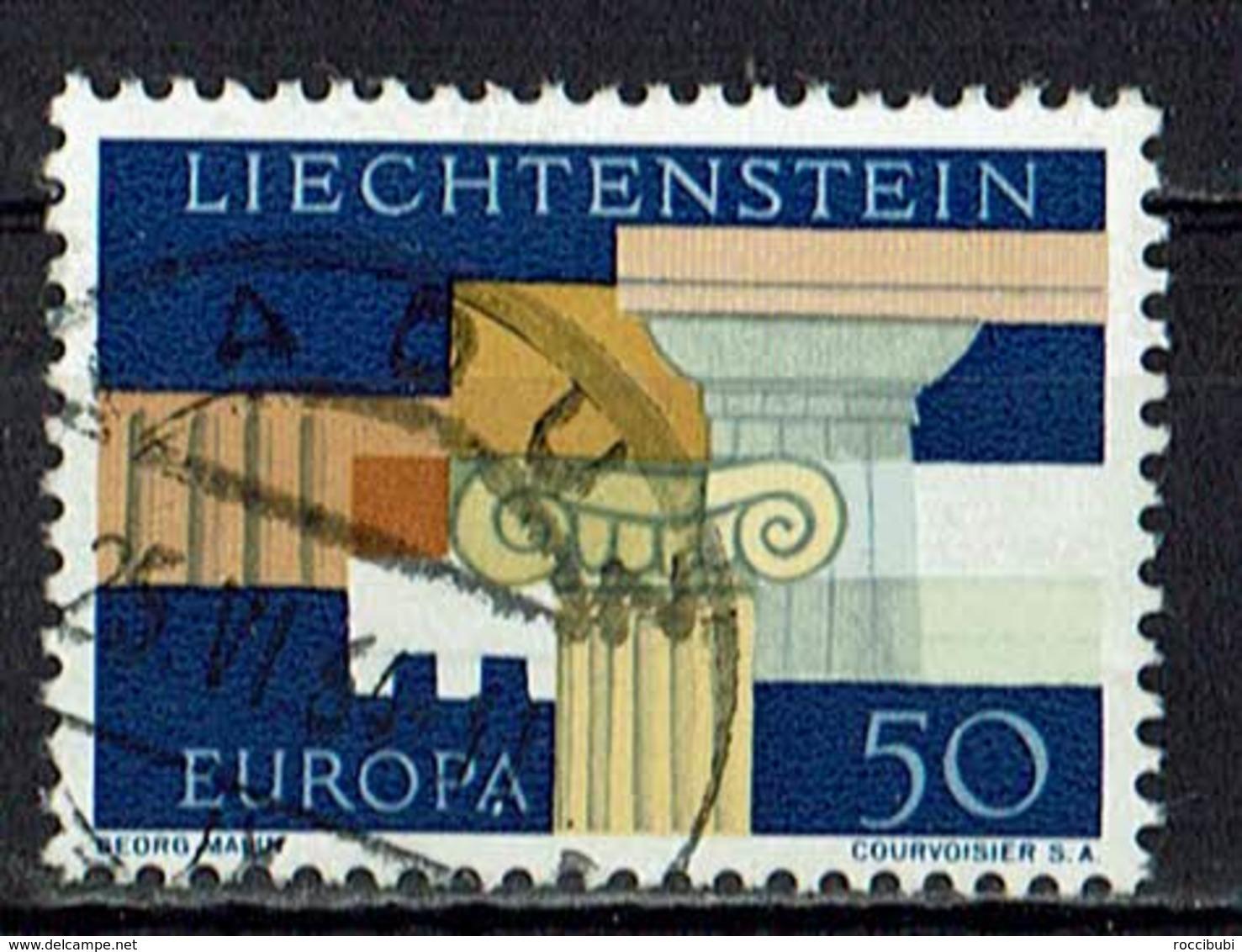 Liechtenstein 1963 // Mi. 431 O (M.030..540) - Europa-CEPT