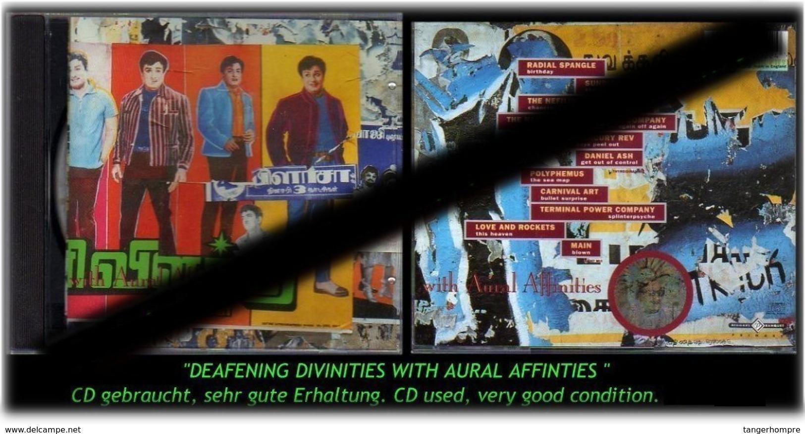 """DEAEFENING DIVINITIES WITH AURAL AFFINTIES"" - Hard Rock & Metal"