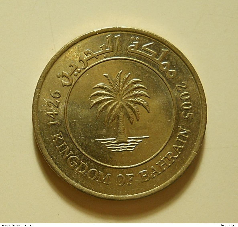Bahrain 10 Fils 2005 - Bahreïn