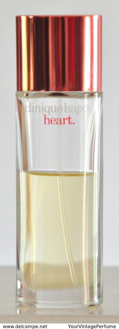 Clinique Happy Heart Eau De Parfum Edp 50 Ml 1.7 Fl. Oz. Spray Perfume For Woman Rare Vintage 2003 - Women