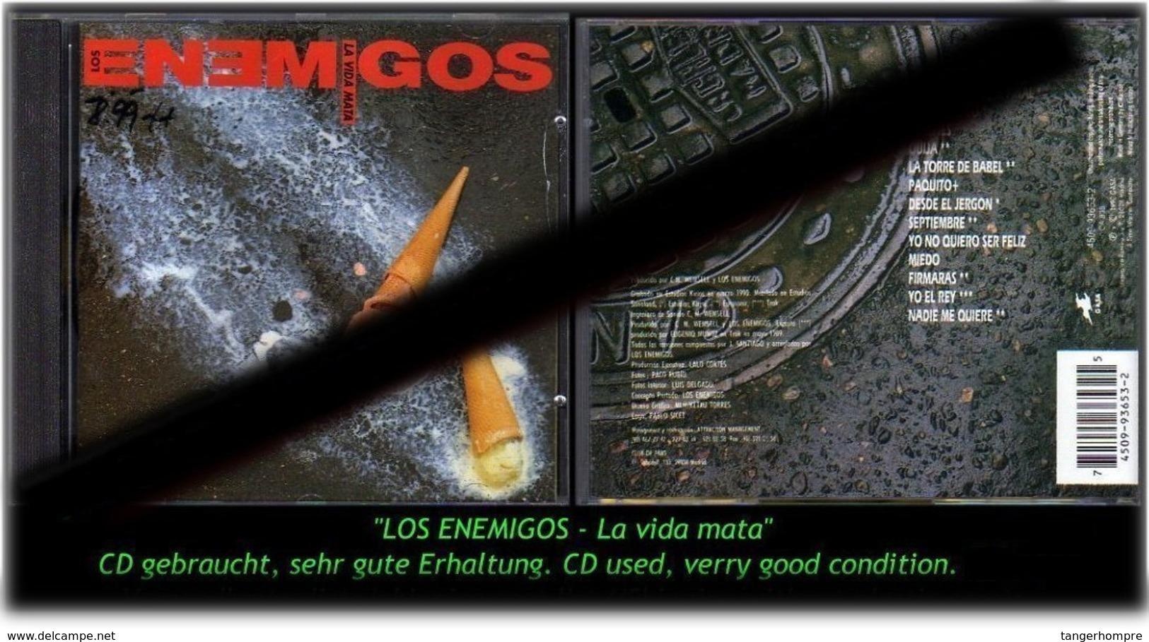 """""""LOS ENEMIGOS"""" FERPECTAMENTE - Hard Rock & Metal"""