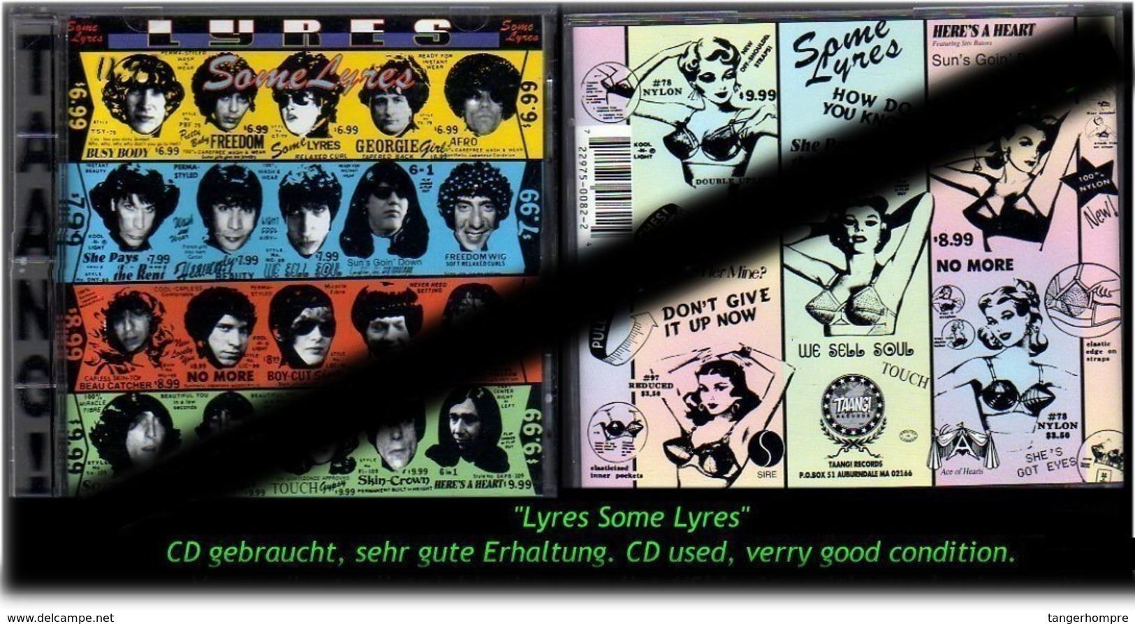 """""""LYRES""""  SOME LYRES - Hard Rock & Metal"""