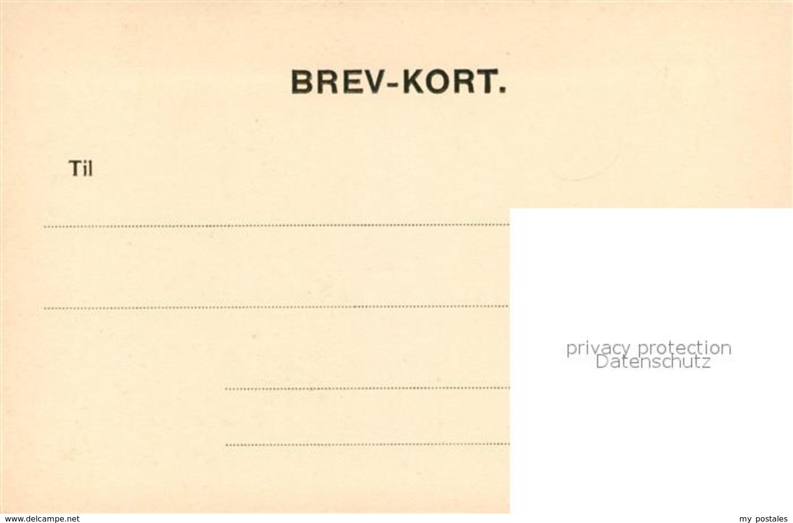 43346586 Kobenhavn Thorvaldsens Museum Kobenhavn - Dänemark