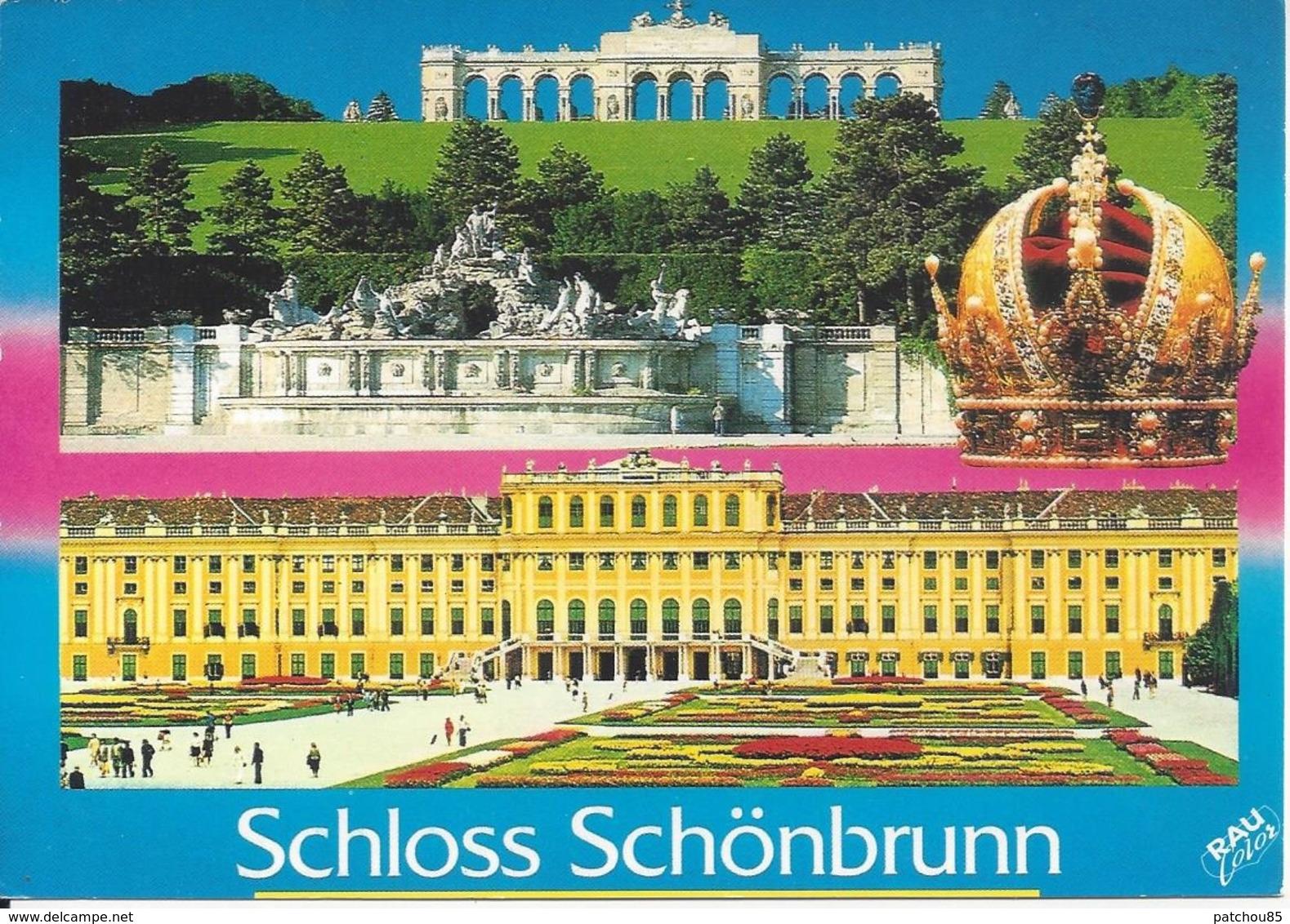 CPM  Autriche  Vienne  Le Château De Schönbrunn Et Gloriette - Château De Schönbrunn