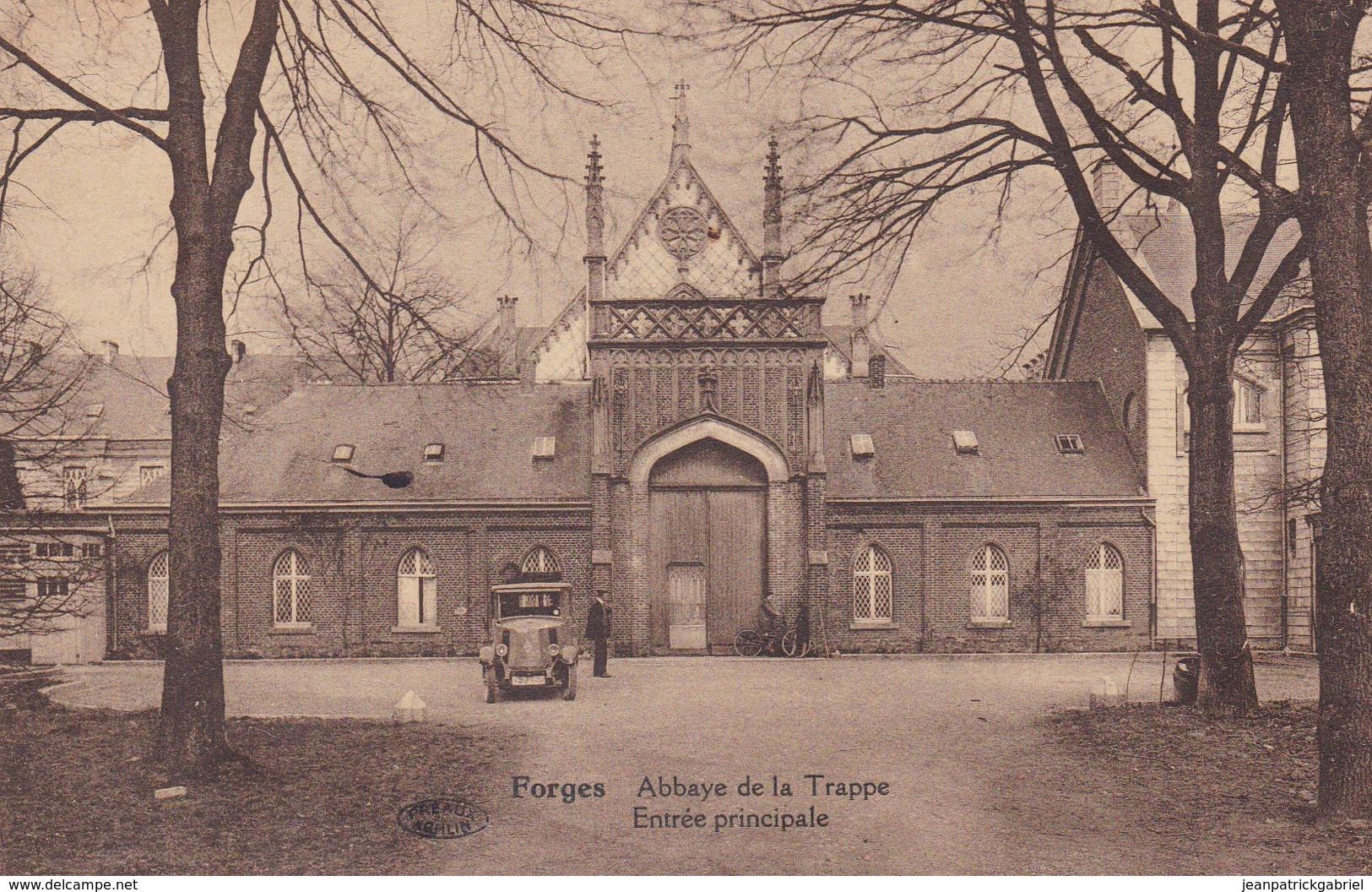 Forges Abbaye De La Trappe Ezntree Principale - Otros