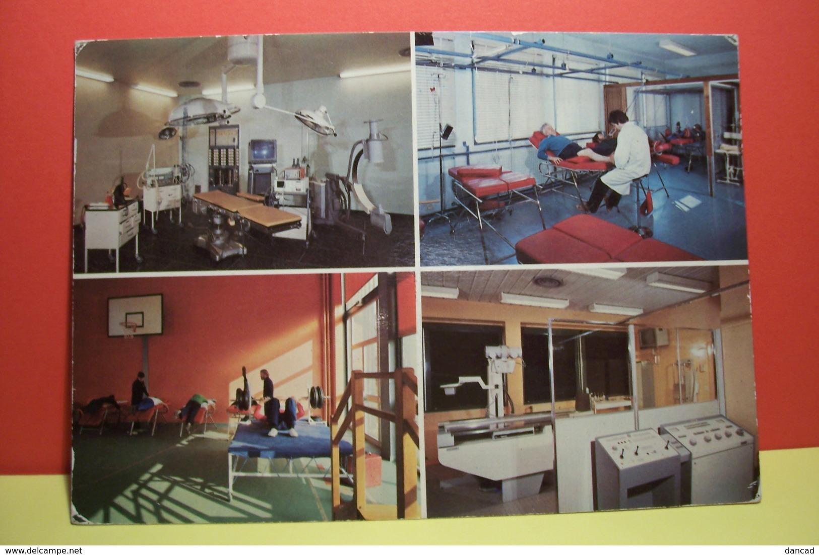 LE MANS  ST  SATURNIN  - Centre Médico-Chirurgical     De Réadaptation Fonctionnelle De L' ARCHE - MULTIVUES - Le Mans
