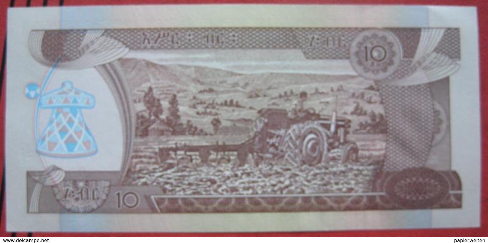 Ten / 10 Birr 2008 (WPM 48e) - Ethiopie
