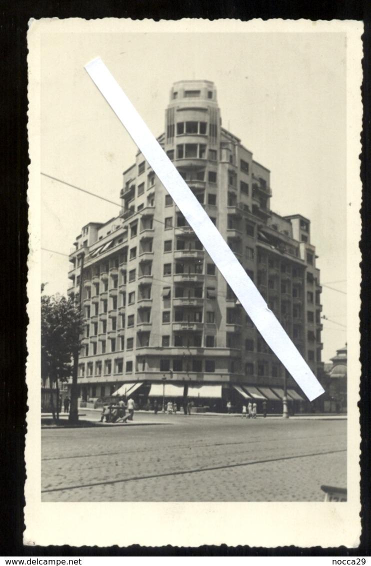 ROMANIA - BUCAREST - BUCURESTI - 1942 - BOULEVARD TAKE IONESCU - FOTOCARTOLINA - UNICA! - Romania