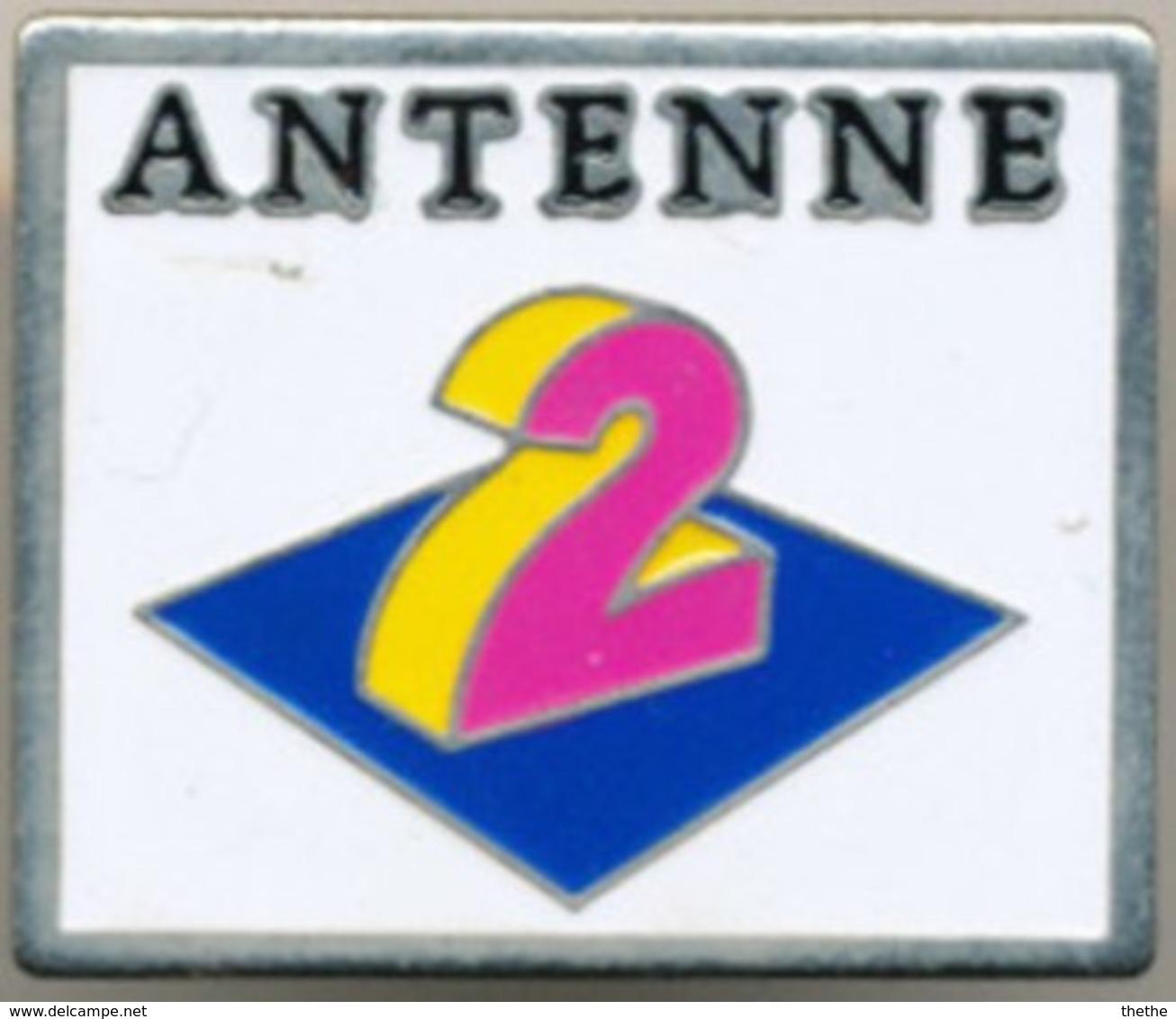 ANTENNE 2 - Médias