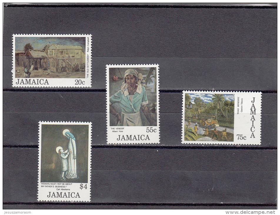 Jamaica Nº 632 Al 635 - Jamaica (1962-...)