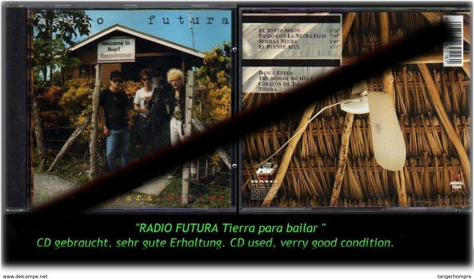 """RADIO FUTURO"" TERRA PARA BAILAR - Hard Rock & Metal"