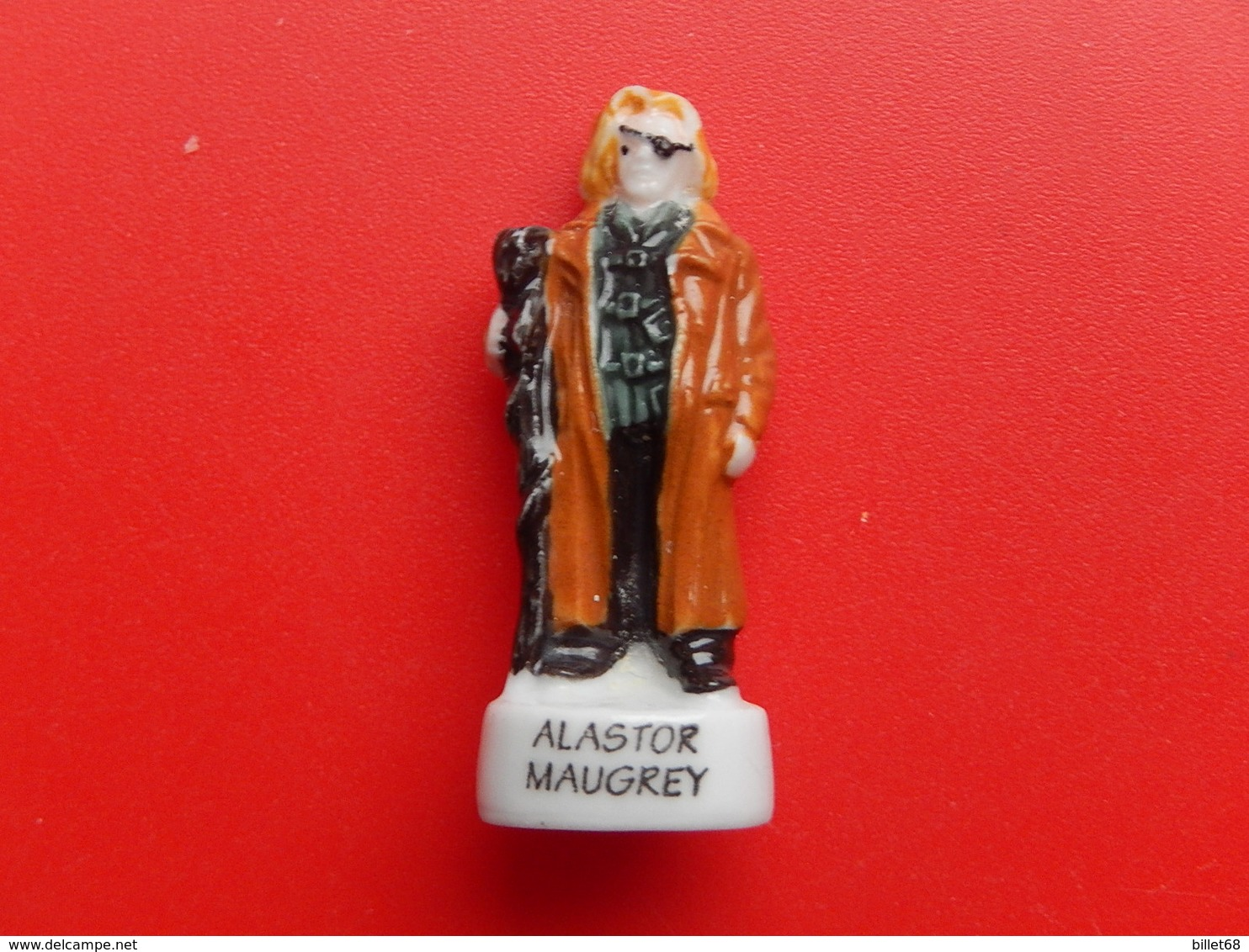 Fève - HARRY POTTER - ALASTOR MAUGREY - Fèves