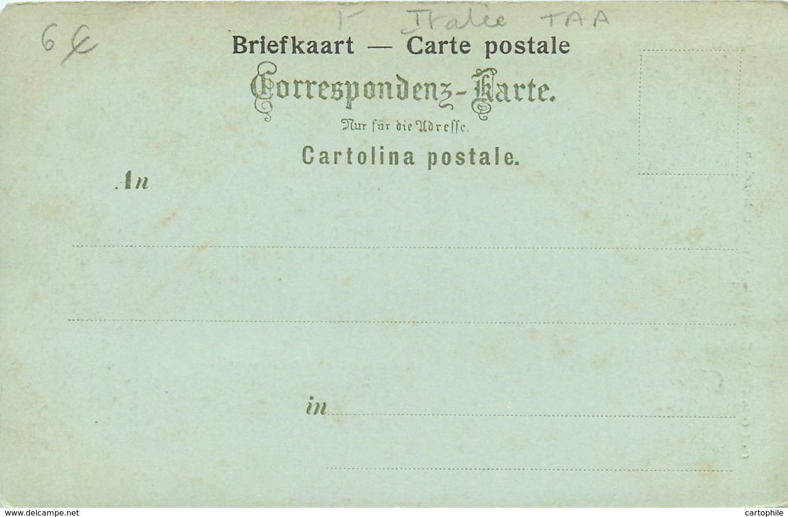 ITALIE - Gruss Aus Bozen-Gries - Carl Otto Hayd - Bolzano (Bozen)