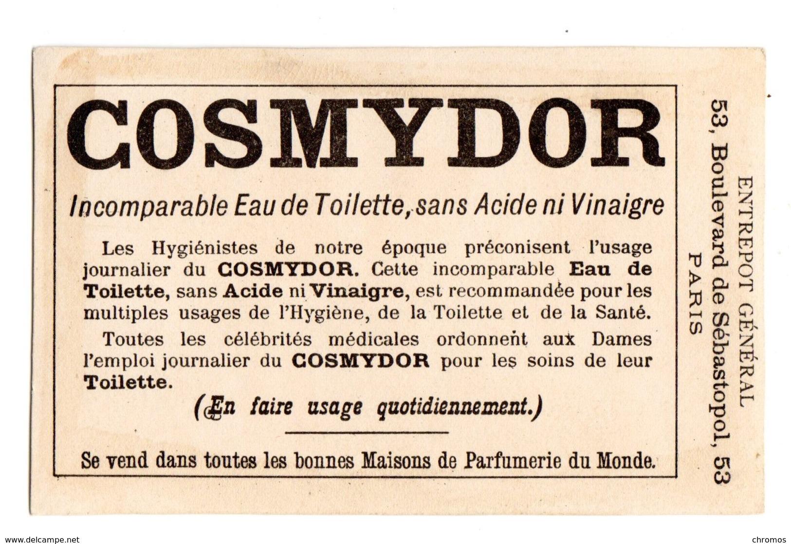 Chromo Imp. BOGNARD, Sorisi 3-106, Cosmydor - Chromos