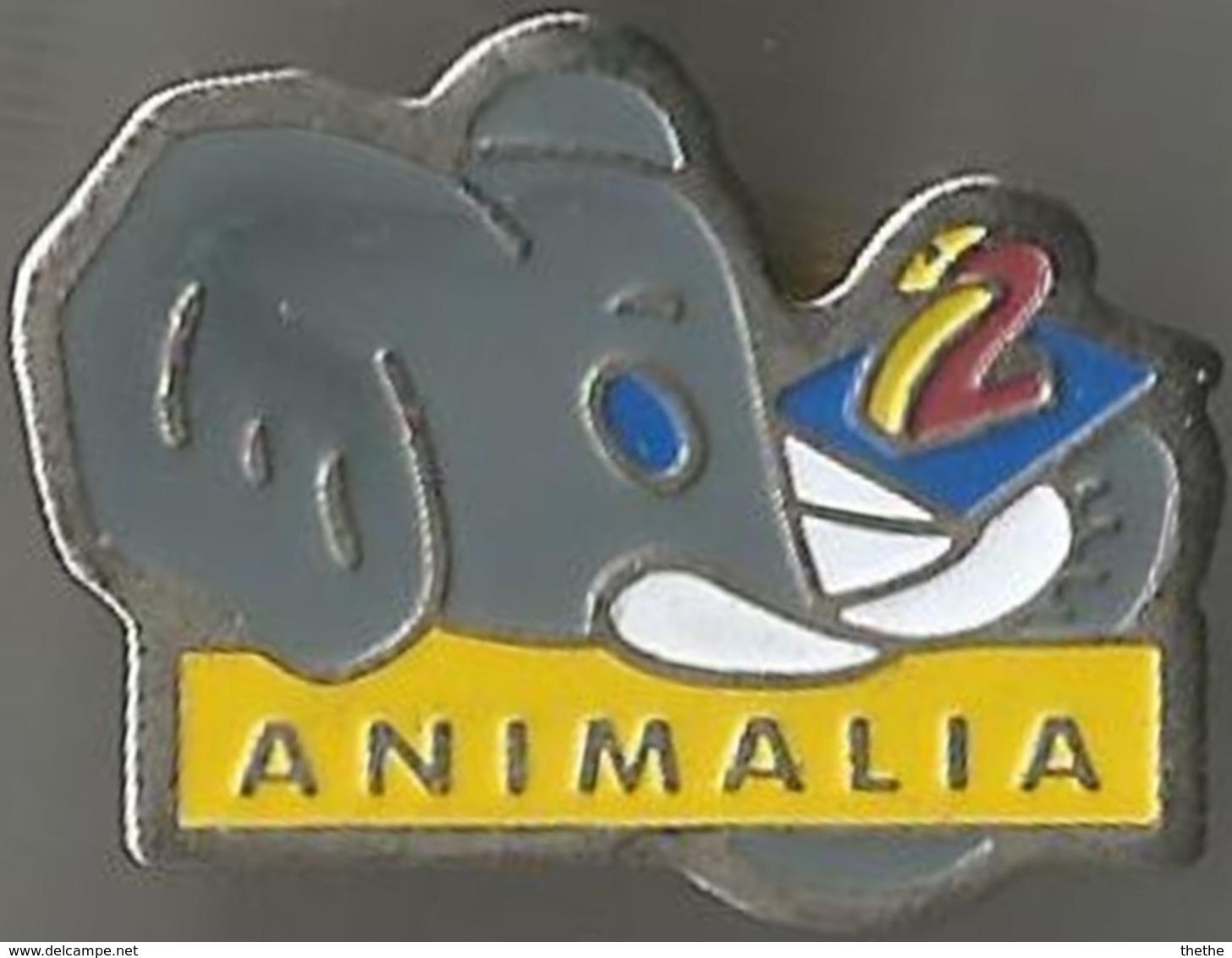 ANIMALIA - Antenne 2 - Médias