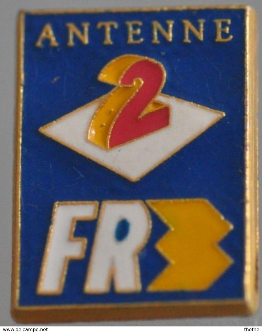 ANTENNE 2 - FR 3 - Médias