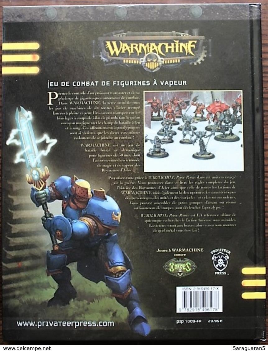 JEU DE FIGURINES - WARMACHINE - Prime Remix - Edition Privateer Press 2006 - Warhammer