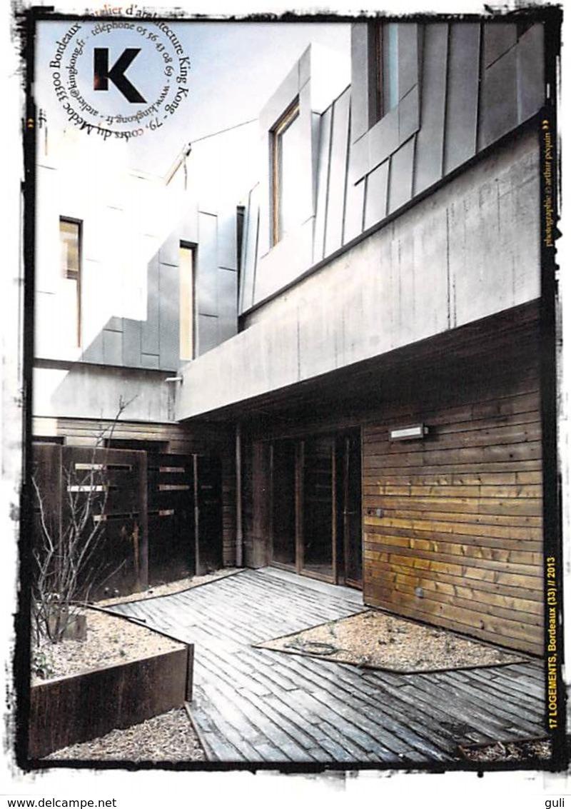33] Gironde > BORDEAUX Réhabilitation De L'ancien Immeuble Du Gaz De Bordeaux En 17 Logements ARCHITECTURE - Bordeaux
