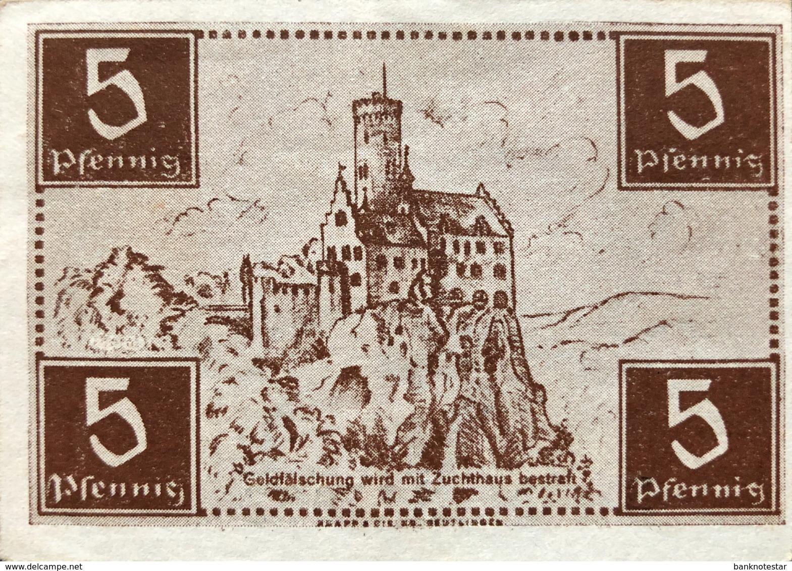 West Germany 5 Pfennig 1947 EF++, Ro.214a/FBZ-7a - Altri
