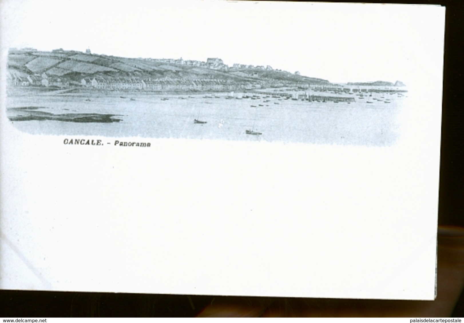 CANCALE         EN 1898 - Cancale