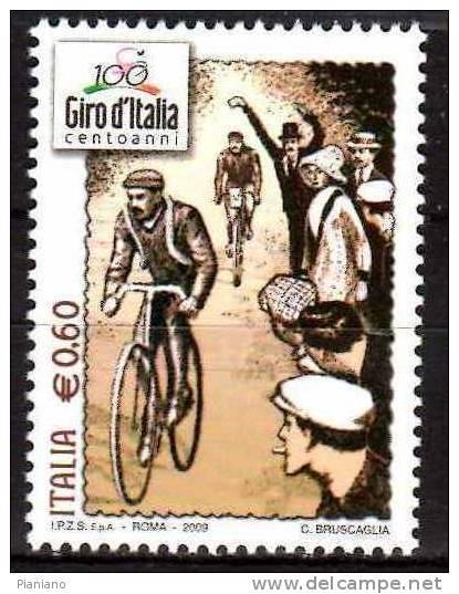 PIA - ITALIA - 2009 : 100° Del  Giro D' Italia  - (SAS  3089) - Ciclismo