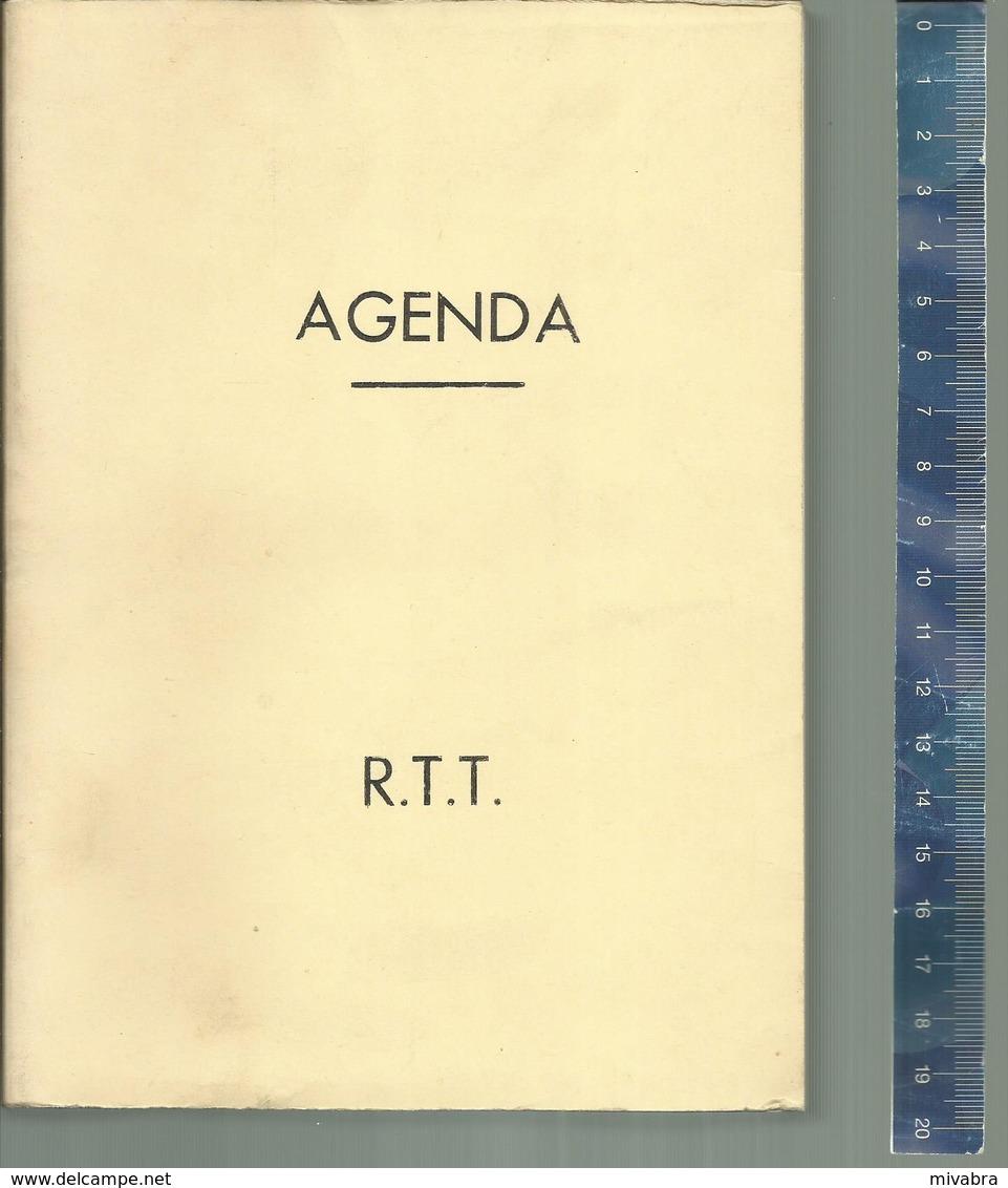 AGENDA R.T.T. (Regie Voor Telegraaf En Telefoon) - Ongebruikt Zonder Jaarvermelding - Autres
