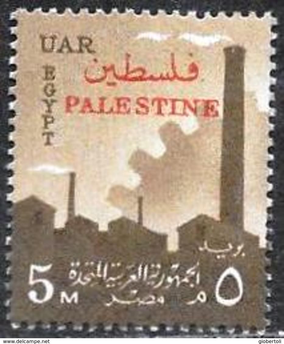 Palestina/Palestine: Fabbrica, Fabrique, Factory - Fabbriche E Imprese