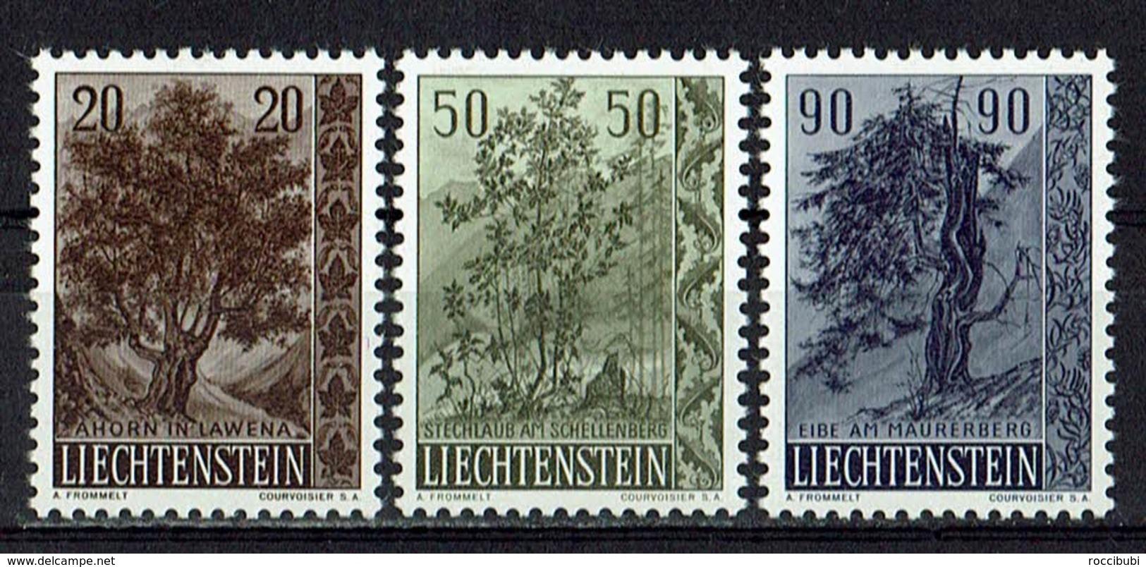Liechtenstein 1958 // Mi. 371/373 ** - Nuevos
