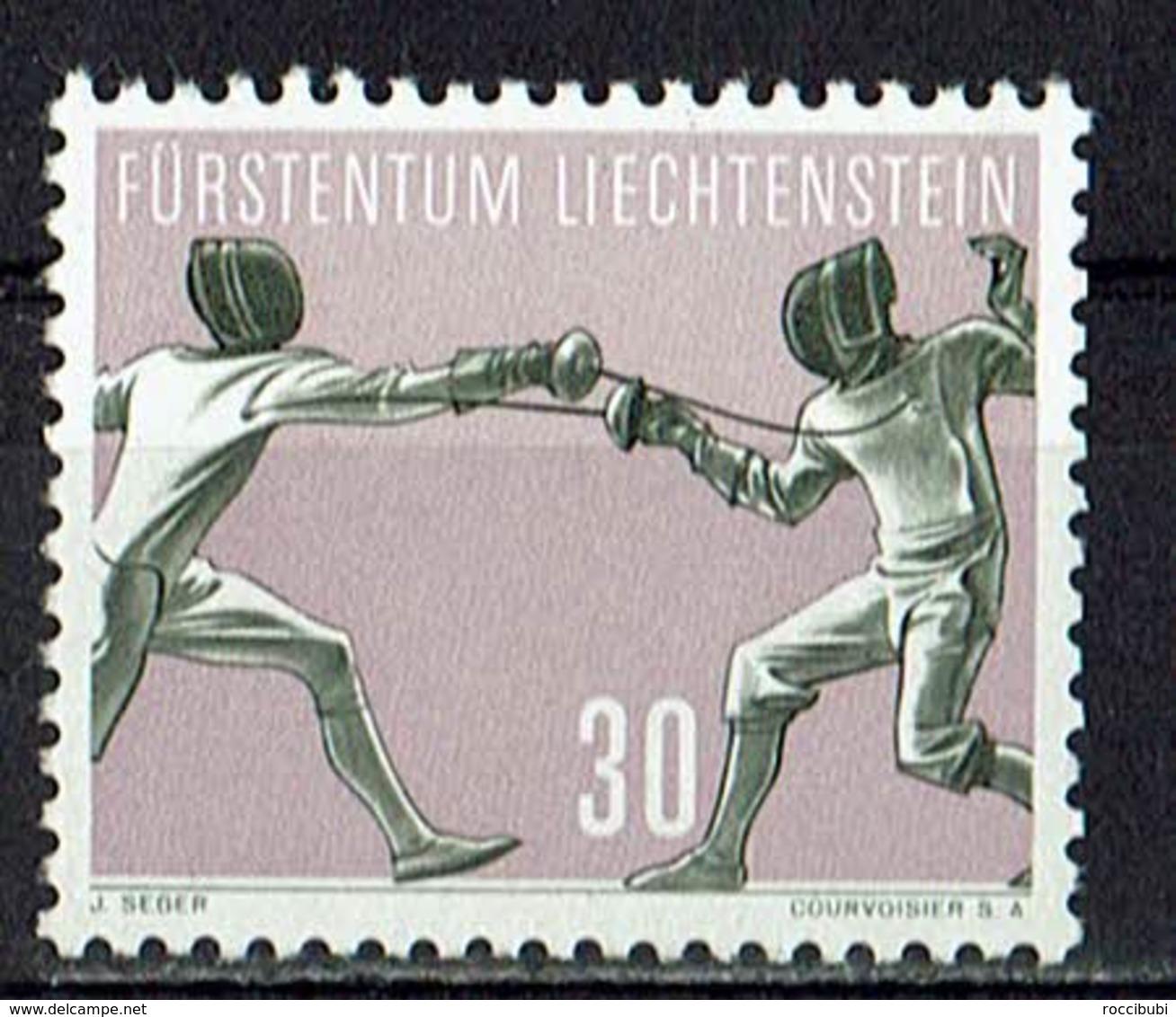 Liechtenstein 1958 // Mi. 366 ** - Liechtenstein
