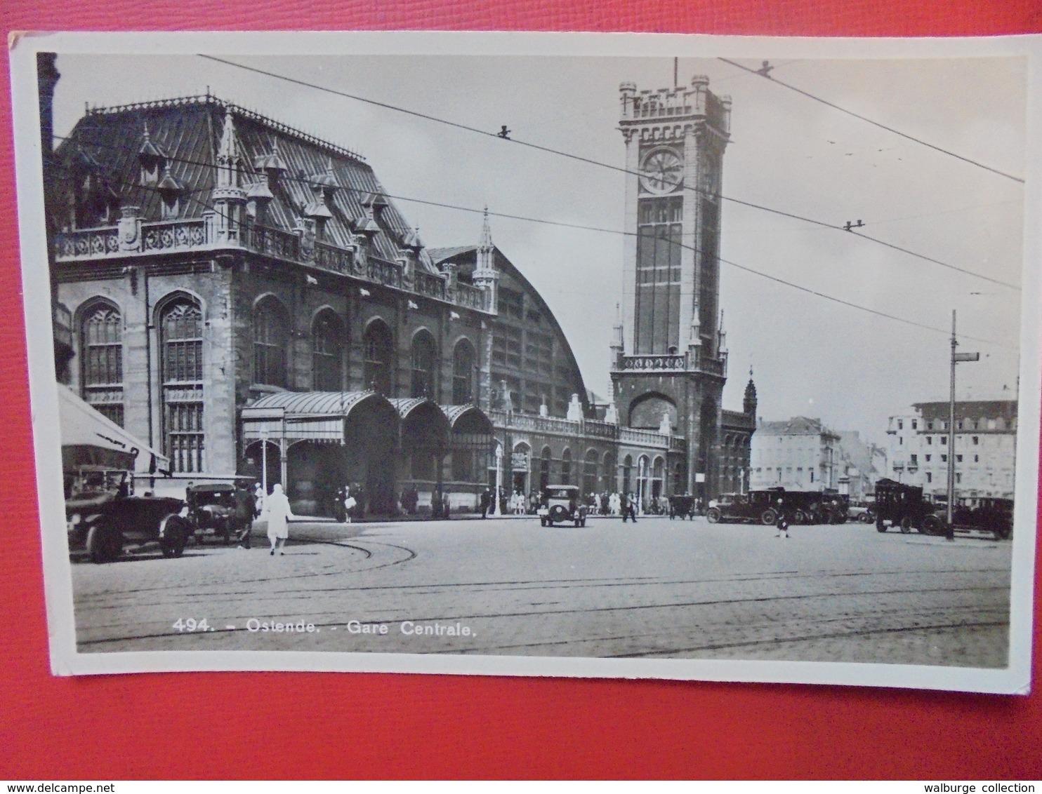 Oostende :Gare Centrale (O105) - Oostende