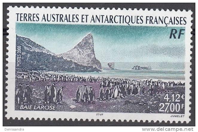 TAAF 2000 Yvert 269 Neuf ** Cote (2015) 12.20 Euro Manchots Empereurs - Terres Australes Et Antarctiques Françaises (TAAF)