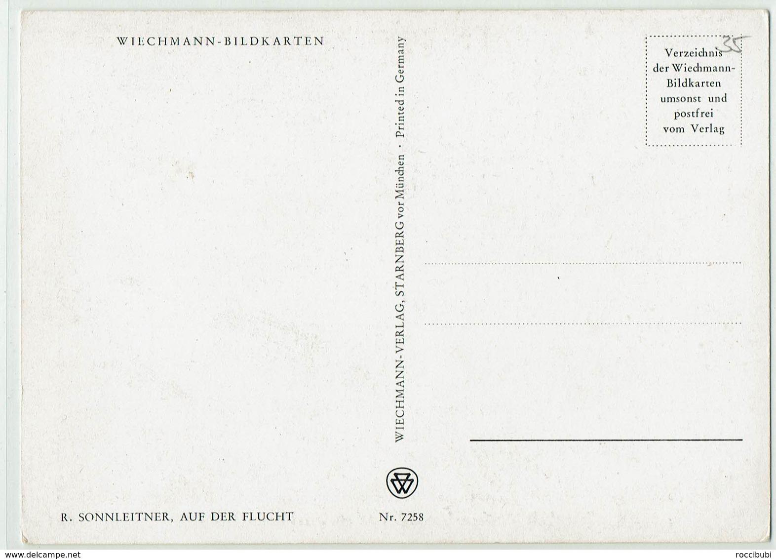 (030..897) R. Sonnleitner, Auf Der Flucht - Noël