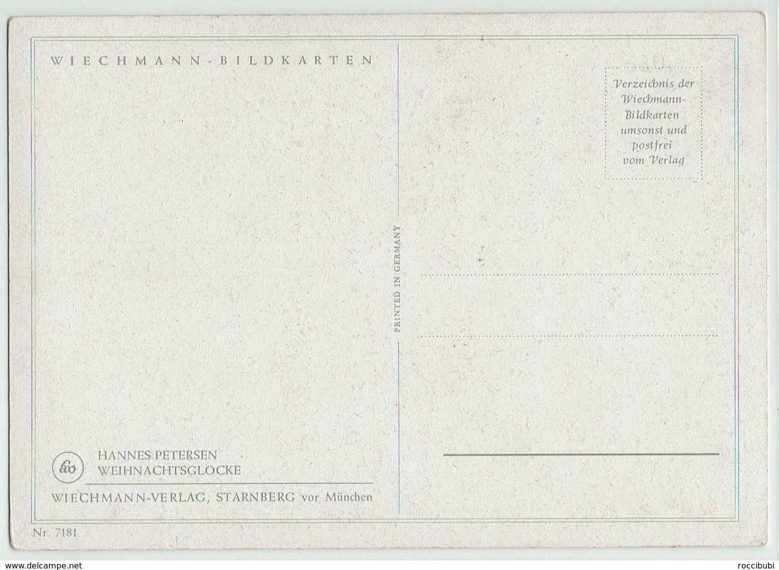 (030..900) Hannes Petersen, Weihnachtsglocke - Sonstige
