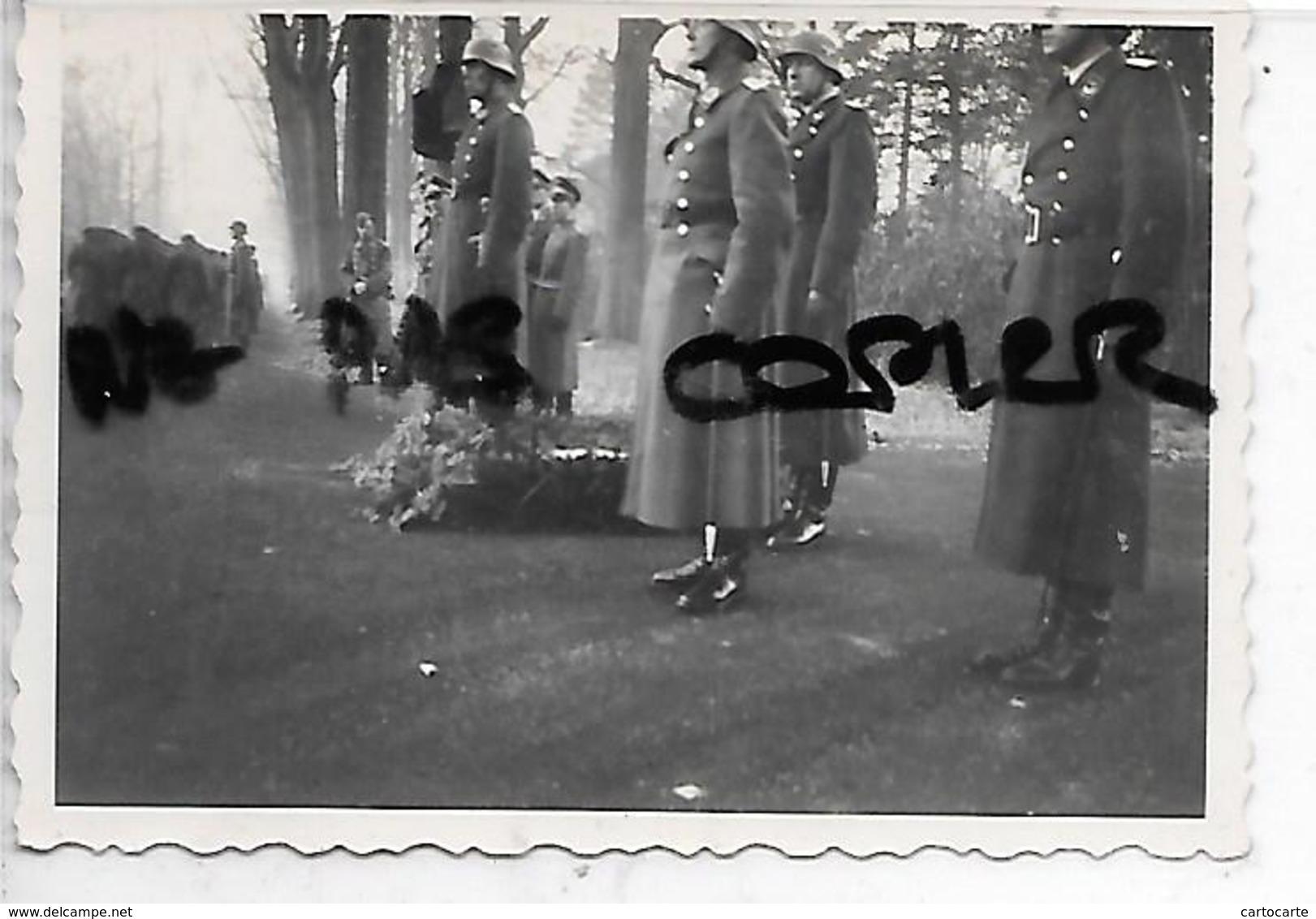 HOOGBOOM KAPELLEN CHATEAU OUDE  1941 PRISE FONCTION  COMMANDANT  ALLEMAND - Kapellen