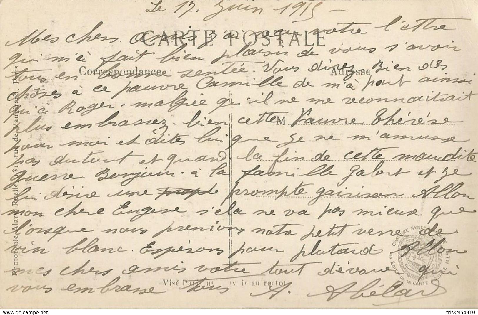 Carte Postale Soldats Français, Messe En Argonne    / 14-18 / WW1 / POILU - 1914-18