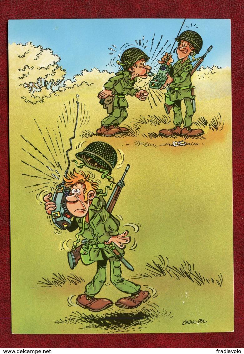 CPM Humour Militaire - Jean-Pol - Ref. 220/88 - 1982 - Humor