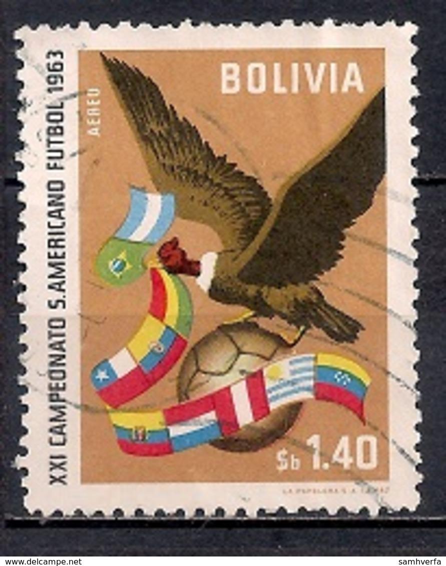 Bolivia 1963 - The 21st South American Football Championships, La Paz - Bolivia