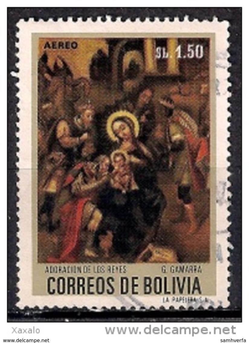 Bolivia 1972 - Bolivian Paintings - Bolivia