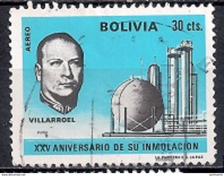 Bolivia 1975 - Villaroel - Bolivia