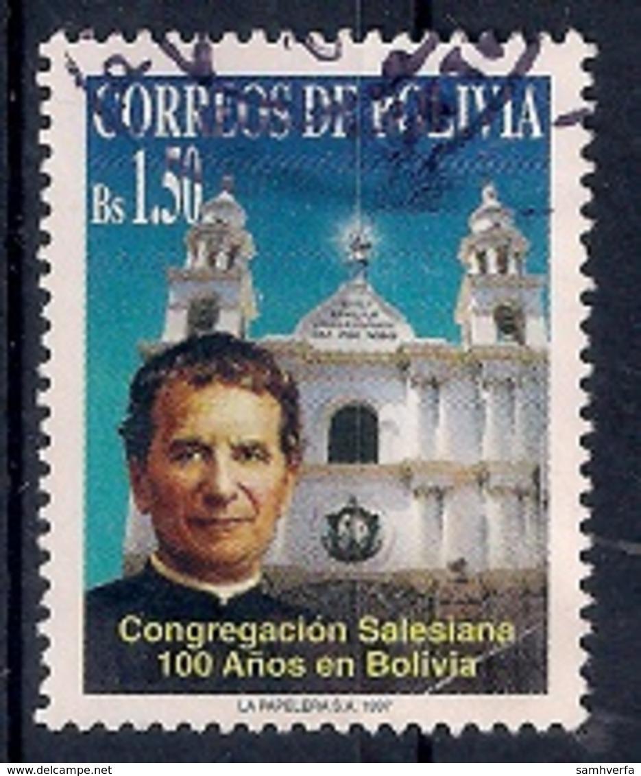 Bolivia 1997 - The 100th Anniversary Of Salesian Brothers In Bolivia - Bolivia
