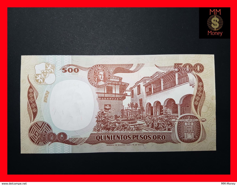 COLOMBIA 500 Pesos Oro 4.1.1993  P. 431 A  UNC - Colombie