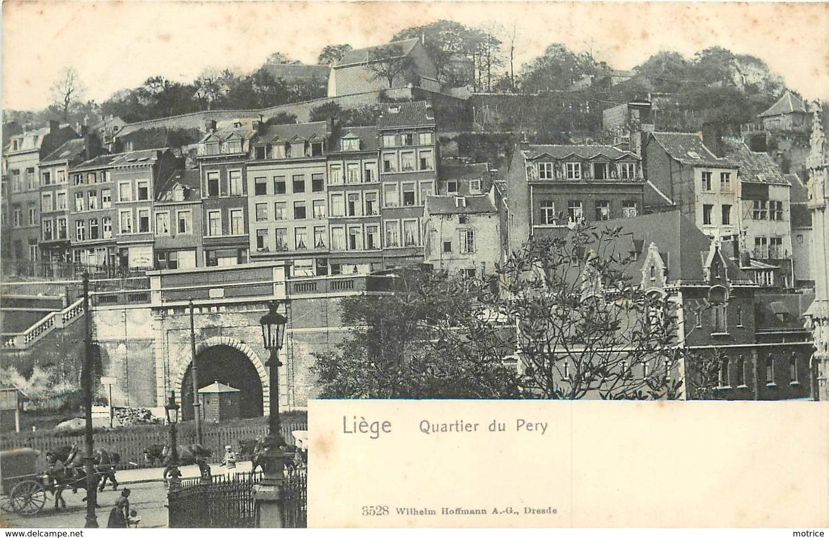 LIEGE - Quartier De Pery. - Liege