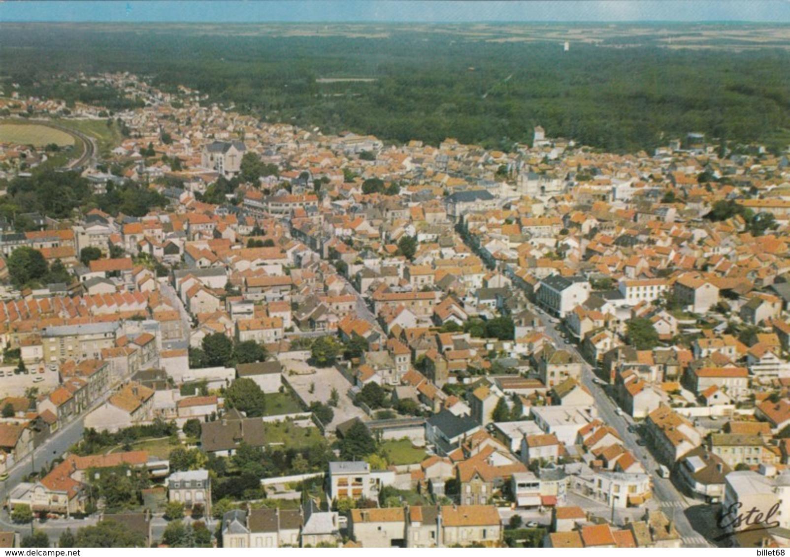 CP - Romilly-sur-Seine - Aube 10 - Circulé - Romilly-sur-Seine