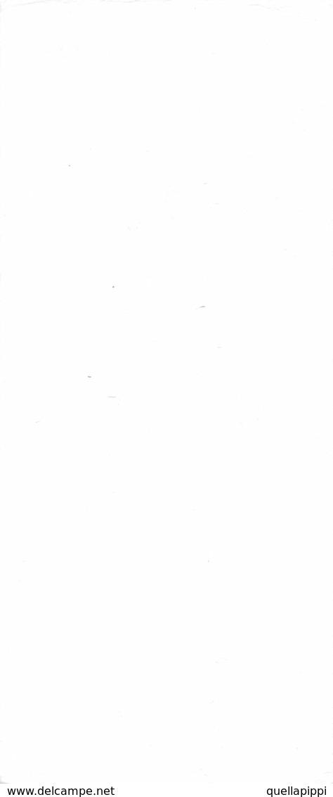 """08837 """"(PAVIA) DEME - LABORATORIO FARMACEUTICO SPECIALITA' IGIENICO TERAPEUTICO - TREFO-SIT"""" CARTA ASSORBENTE ORIG. - Alimentare"""