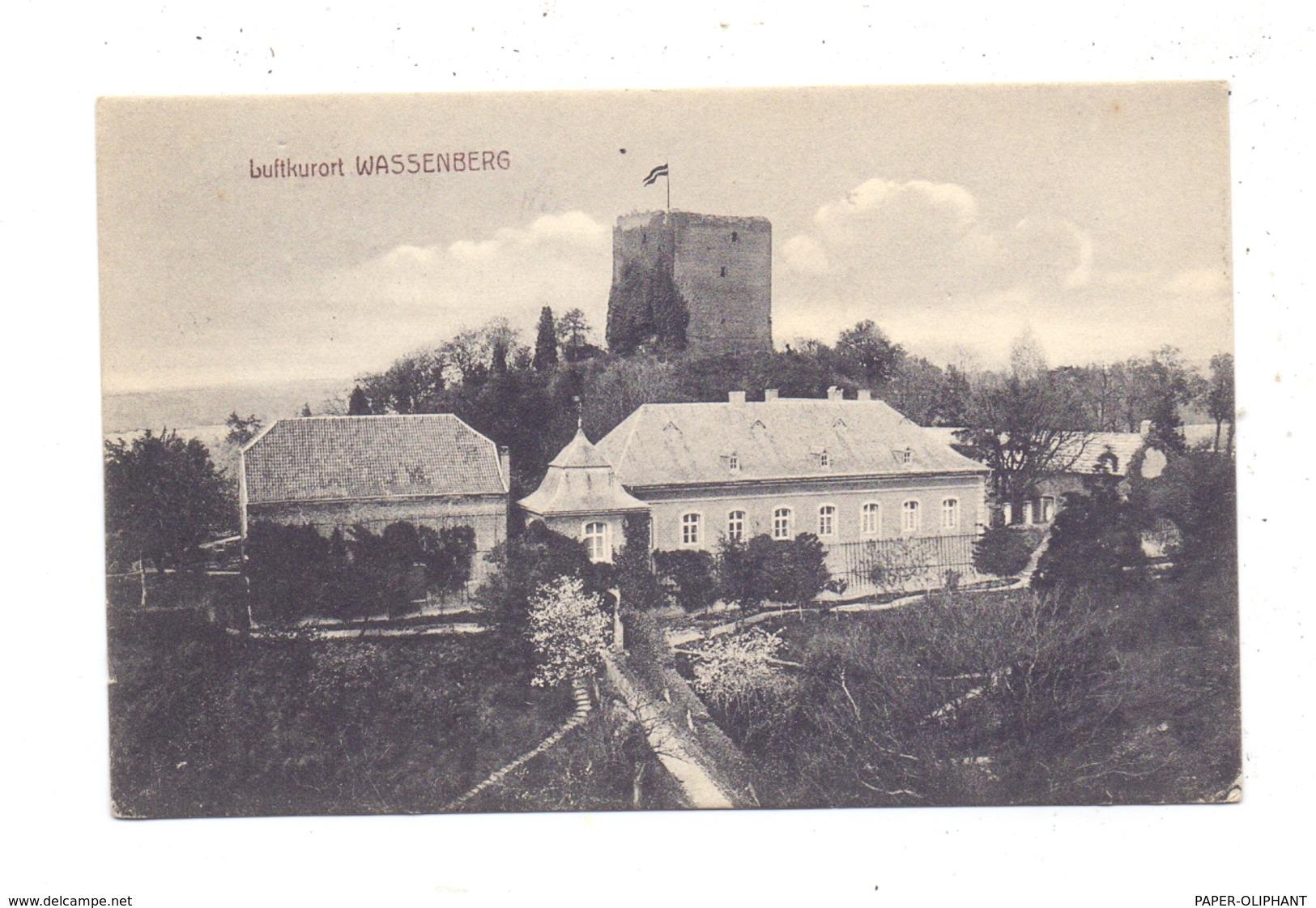 5143 WASSENBERG, Luftkurort, 1913 - Heinsberg