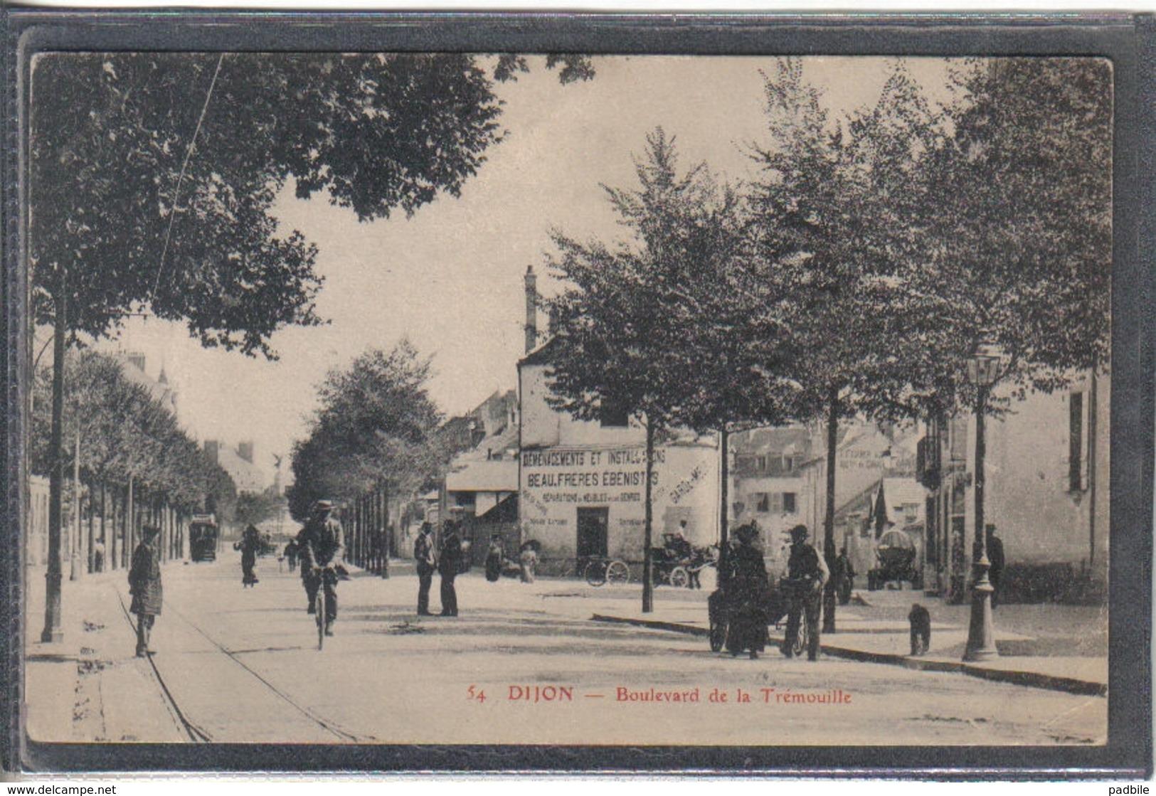 Carte Postale 21. Dijon  Très Beau Plan - Dijon