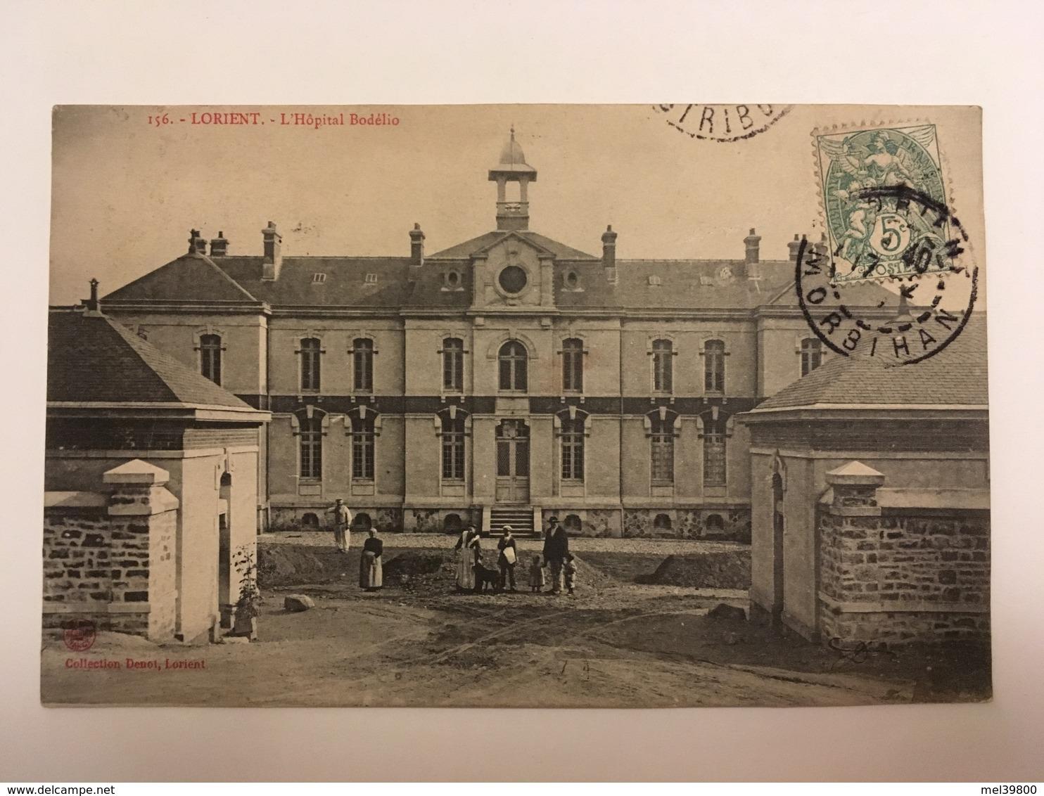 Lorient - L'Hopital Bodélio - Lorient