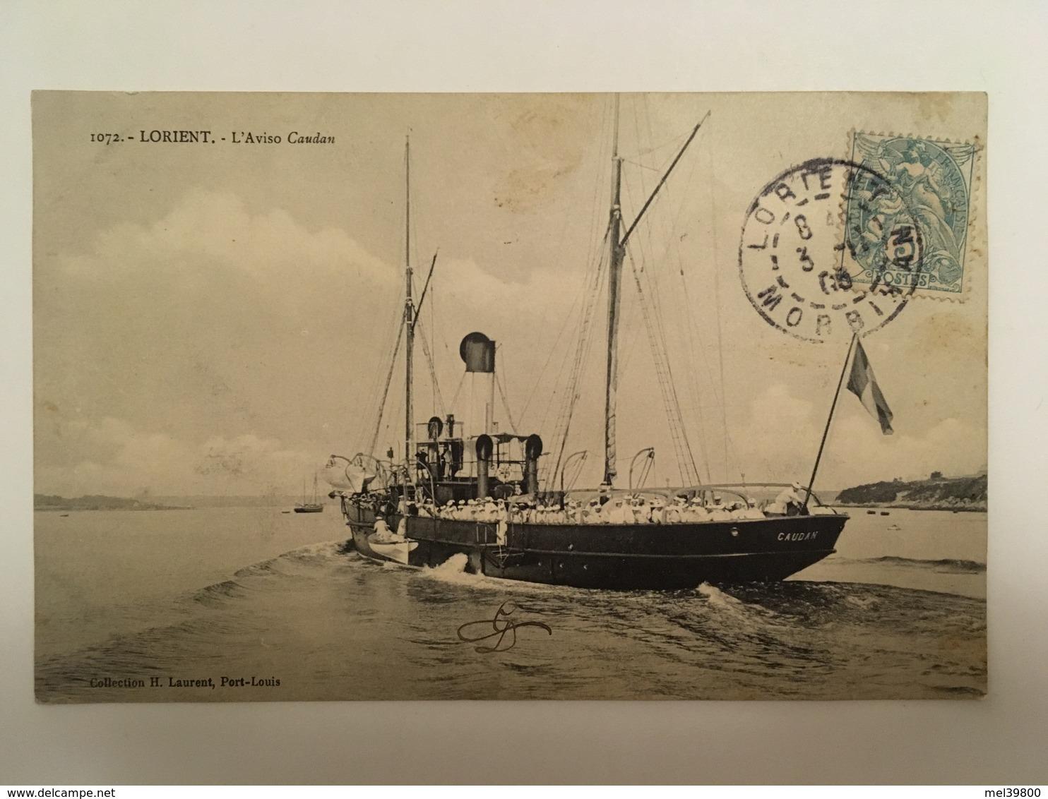 Lorient - L'Aviso Caudan - Boten